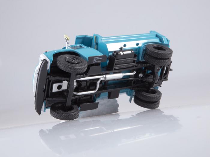 Macheta auto basculanta ZIL-MMZ-4505, scara 1:43 [6]