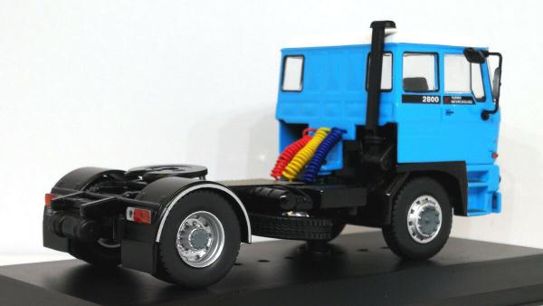 Macheta auto cap tractor DAF 2800, scara 1:43 2
