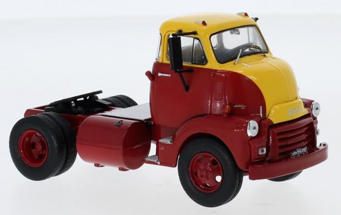 Macheta auto cap tractor GMC 950 COE, scara 1:43 [0]