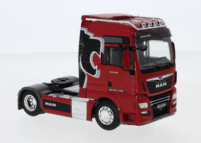 Macheta auto cap tractor MAN TGX XXL, scara 1:43 0