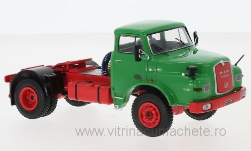 Macheta auto cap tractor MAN 19.280H, scara 1:43 0