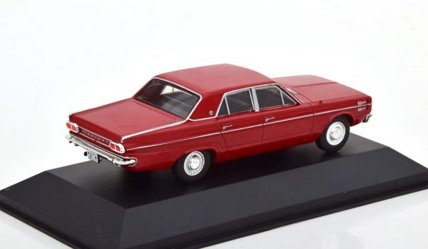Macheta auto Chrysler Valiant IV 1967, scara 1:43 1