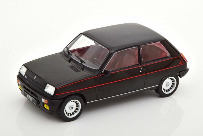 Macheta auto Renault 5 Alpine, scara 1:24 [0]