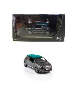 Macheta auto Citroen DS3 2014, scara 1:43 0