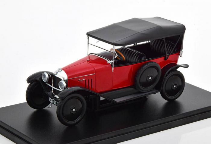 Macheta auto Citroen Type A 10HP Torpedo 1919 , scara 1:24 [0]