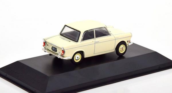 Macheta auto De Carlo (BMW) 700, scara 1:43 0