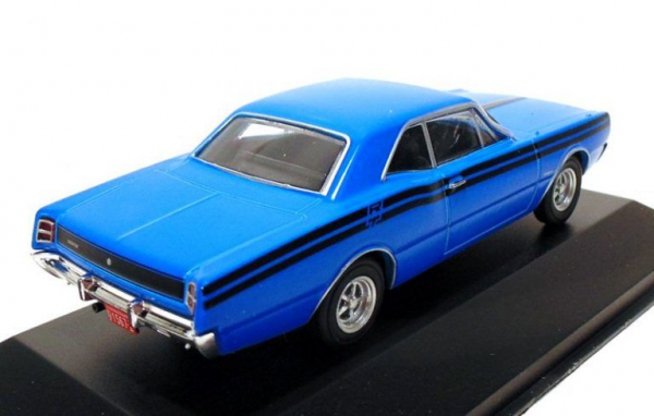 Macheta auto Dodge Polara RT 1974, scara 1:43 1
