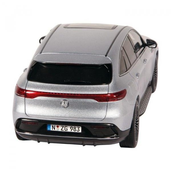Macheta auto electrica Mercedes Benz ECQ cu lumini, scara 1:18 2