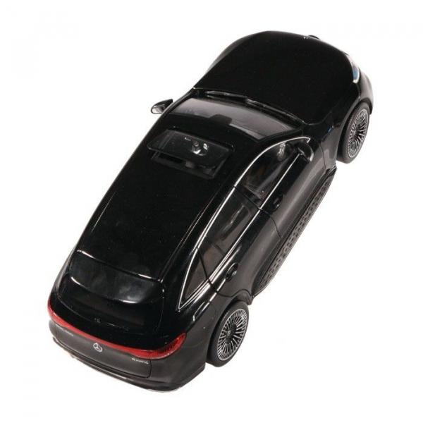 Macheta auto electrica Mercedes Benz ECQ, scara 1:18 4