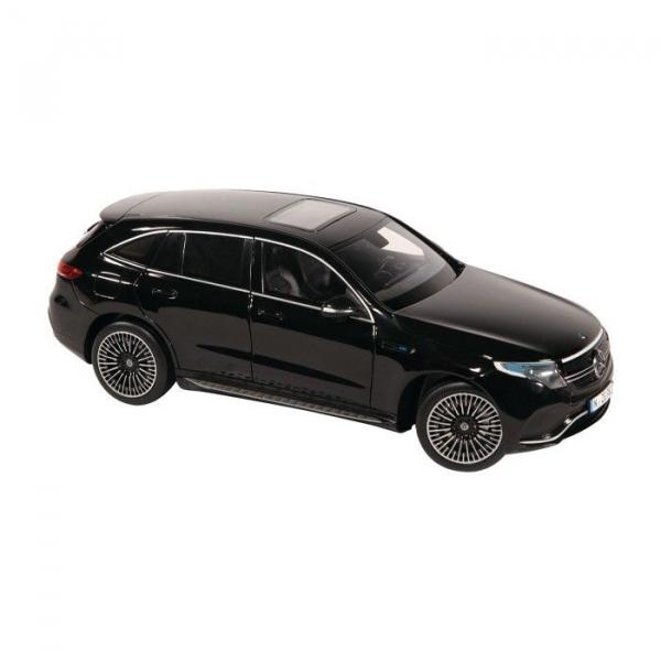 Macheta auto electrica Mercedes Benz ECQ, scara 1:18 1