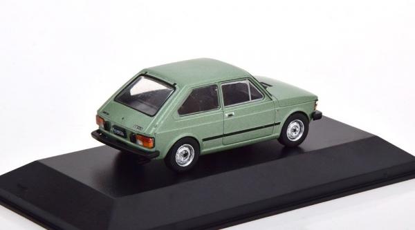Macheta auto Fiat 147, scara 1:43 1