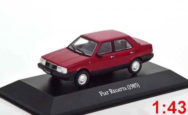 Macheta auto Fiat Regatta 1985, scara 1:43 0