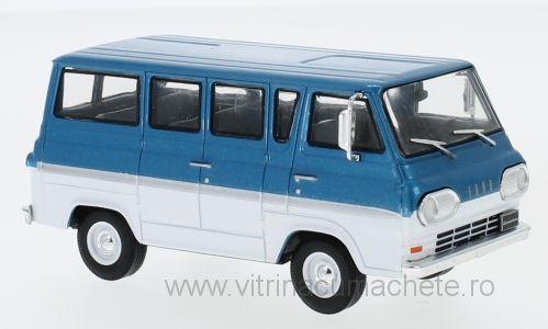 Macheta auto Ford Econoline, scara 1;43 0
