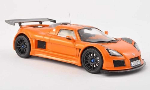 Macheta auto Gumpert Apollo, scara 1:43 1