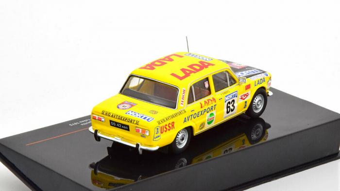 Macheta auto Lada 1300, No. 63, scara 1:43 [1]