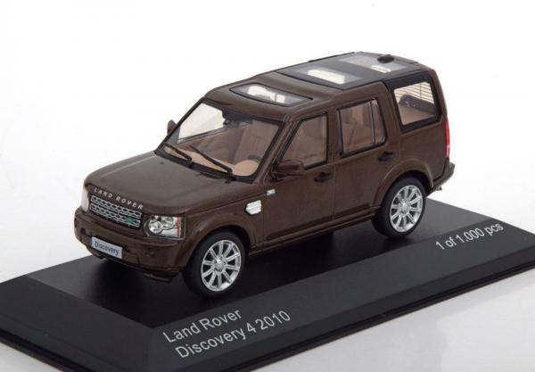 Macheta auto Land Rover Discovery 4, scara 1:43 0