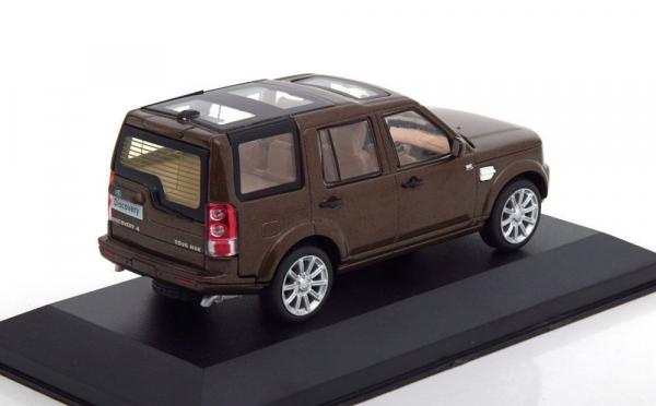 Macheta auto Land Rover Discovery 4, scara 1:43 1