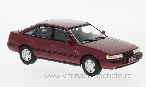 Macheta auto Mazda 626, scara 1:43 0