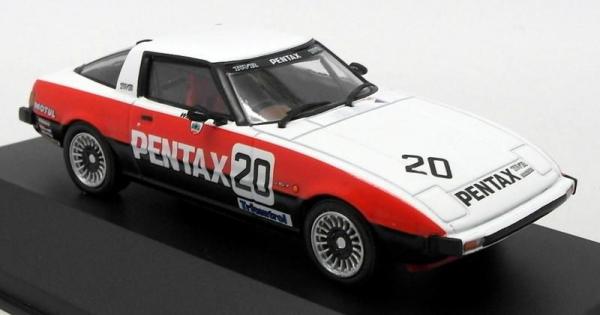 Macheta auto raliu Mazda RX 7, scara 1:43 0