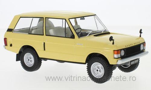 Macheta auto Range Rover 3.5 V8, scara 1:24 0