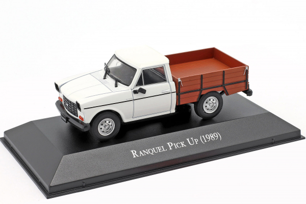 Macheta auto Ranquel Pick-Up, scara 1:43 0