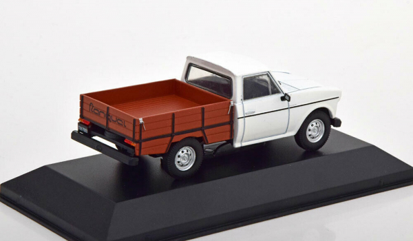 Macheta auto Ranquel Pick-Up, scara 1:43 1