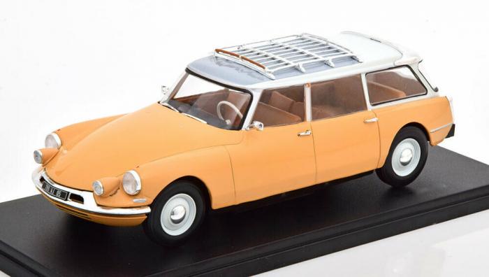 Macheta auto Citroen ID19 1959 , scara 1:24 [0]