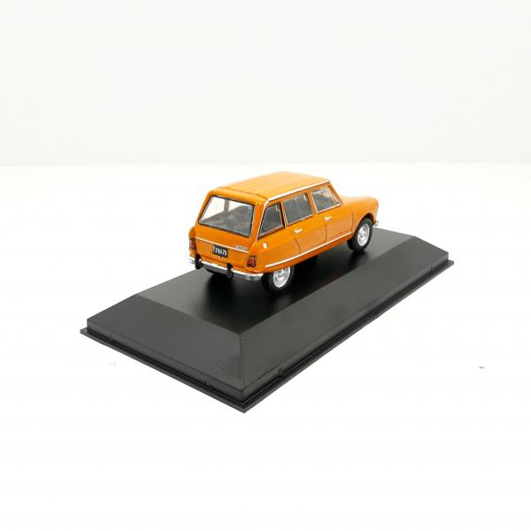 Macheta auto Renault 6, scara 1:43 1