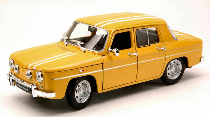Macheta auto Renault 8 Gordini, scara 1:24 [0]