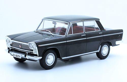 Macheta auto Seat 1500 1971, scara 1:24 0