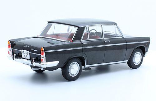 Macheta auto Seat 1500 1971, scara 1:24 1