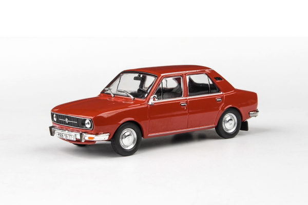 Macheta auto Skoda 105L 1977, scara 1:43 0