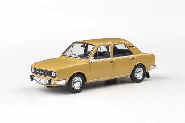 Macheta auto Skoda 105L 1977, scara 1:43 6