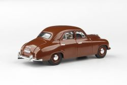 Macheta auto Skoda 1201 sedan 1956, scara 1:43 1