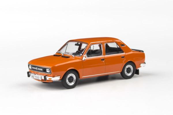 Macheta auto Skoda 120L 1982, scara 1:43 4