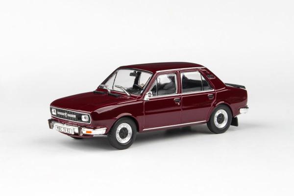 Macheta auto Skoda 120L 1982, scara 1:43 2