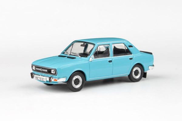 Macheta auto Skoda 120L 1982, scara 1:43 0