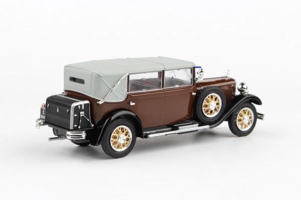 Macheta auto Skoda 860 1932 maro, 1:43 1
