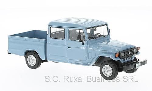 Macheta auto Toyota Land Cruiser Bandeirante Pick up 1976, scara 1:43 0
