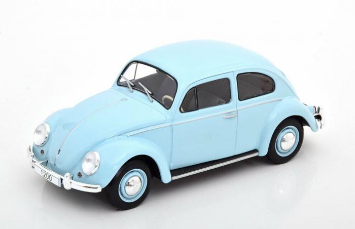 Macheta auto Volkswagen Beetle, scara 1:24 [0]