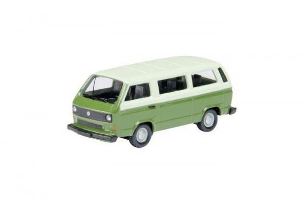 Macheta auto VW T3 Bus, scara 1:87 0
