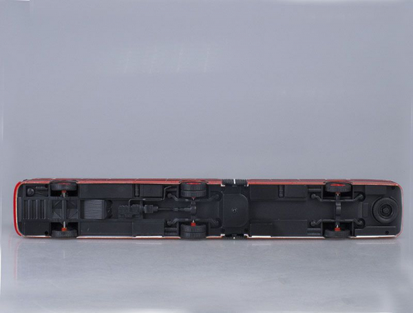 Macheta autobuz articulat Ikarus 180, scara 1:43 3