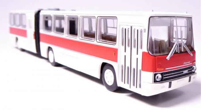 Macheta autobuz articulat Ikarus 280.03, scara 1:87 [0]