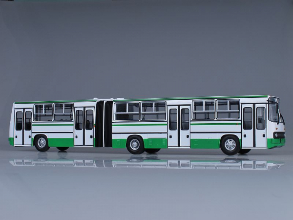 Macheta autobuz articulat Ikarus 280.64, scara 1:43 [1]