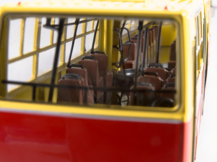 Macheta autobuz Ikarus 280, scara 1:43 [7]
