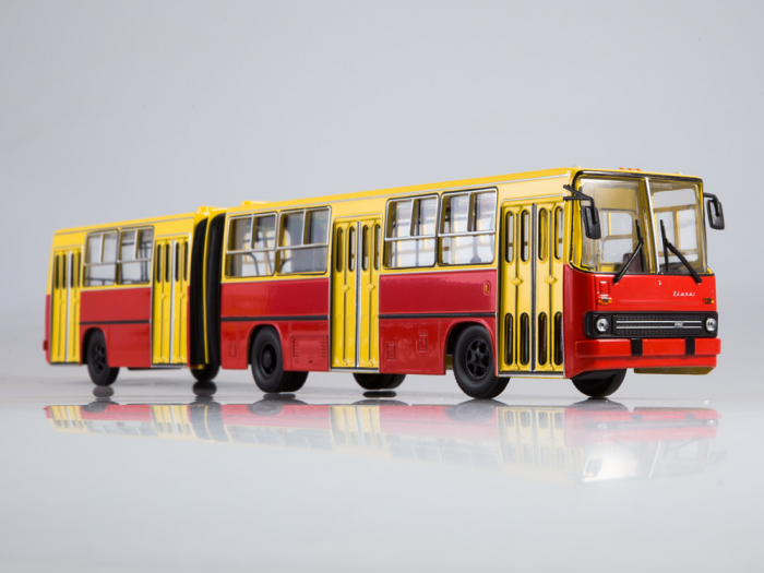 Macheta autobuz Ikarus 280, scara 1:43 [4]