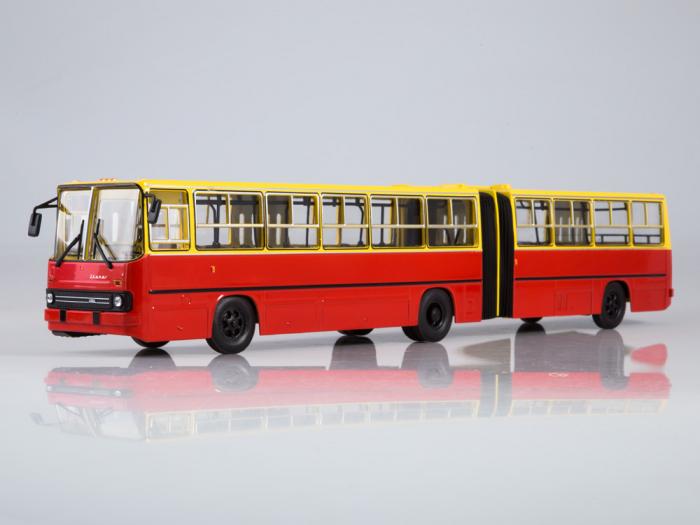 Macheta autobuz Ikarus 280, scara 1:43 [3]