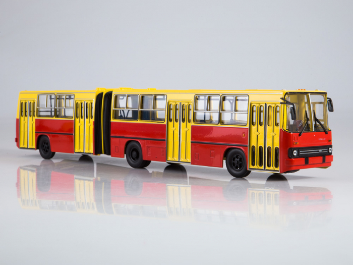 Macheta autobuz Ikarus 280, scara 1:43 [0]