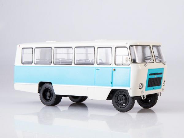 Macheta autobuz Kuban G1A1-02, scara 1:43 0