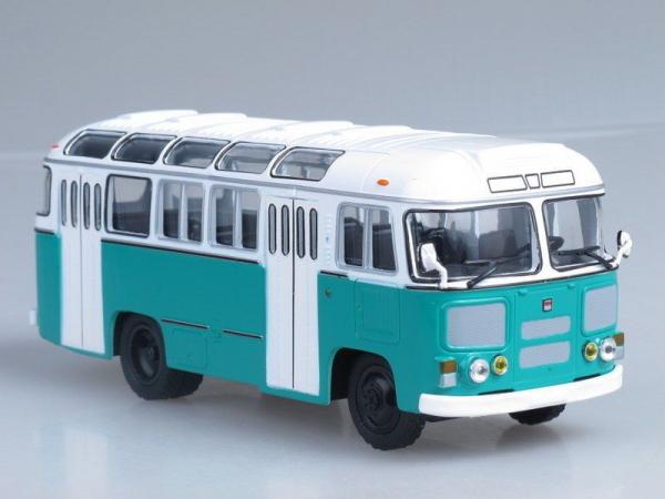 Macheta autobuz PAZ 672M Moscova, scara 1:43 0